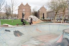 01_Soldier objiždí celej bowl v Amsterdamu v manuálu