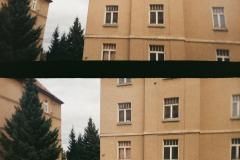 Administrativní budova německé divize Cykloferda - závod Zittau.